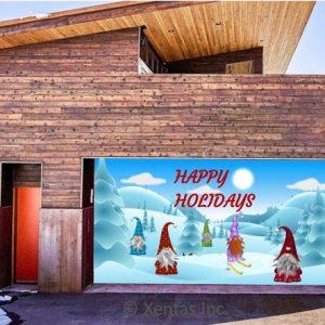alt=garage-door-decor-gnomes