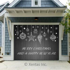 alt=garage-door-decor-christmas-grey