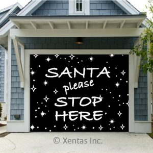 alt=garage-door-decor-santa-stop