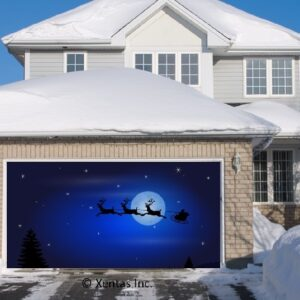 alt=garage-door-decor-moon