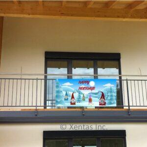 alt=balcony-banner-christmas-gnomes