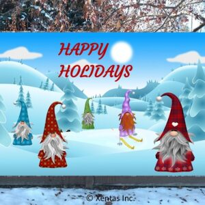 alt=fence-banner-christmas-gnomes
