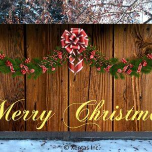 alt=fence-banner-christmas-garland